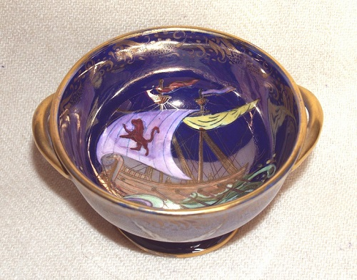 Small Stanley bowl Galleon blue